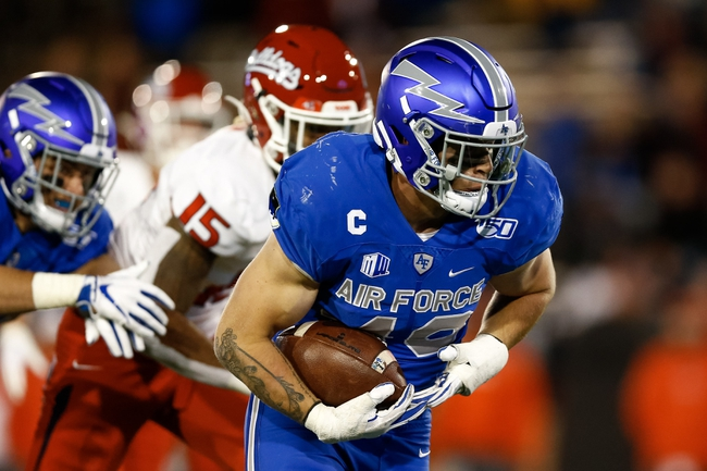 Air Force vs. Utah State - 10/26/19 College Football Pick, Odds, and Prediction