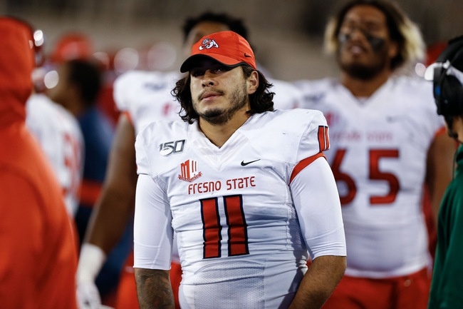 UNLV at Fresno State - 10/18/19 College Football Pick, Odds, and Prediction