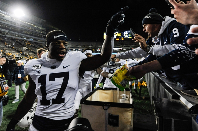 Penn State vs. Michigan - 10/19/19 College Football Pick, Odds, and Prediction