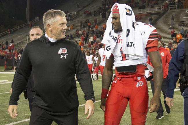 Arizona State at Utah - 10/19/19 College Football Pick, Odds, and Prediction