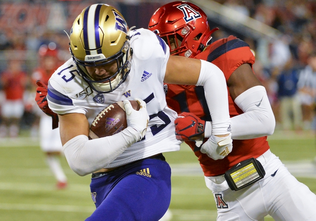 Washington vs. Oregon - 10/19/19 College Football Pick, Odds, and Prediction