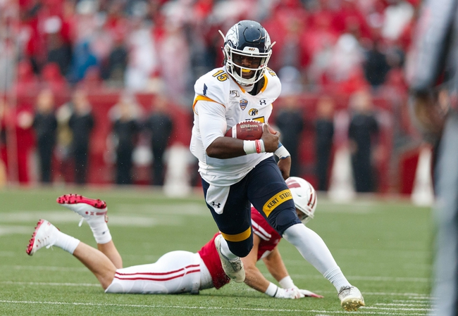 Kent State vs. Miami (OH) - 10/26/19 College Football Pick, Odds, and Prediction