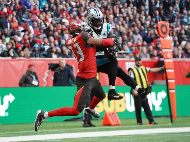Tampa Bay Buccaneers vs. Carolina Panthers - 4/24/20 Madden20 NFL Sim Pick, Odds, and Prediction