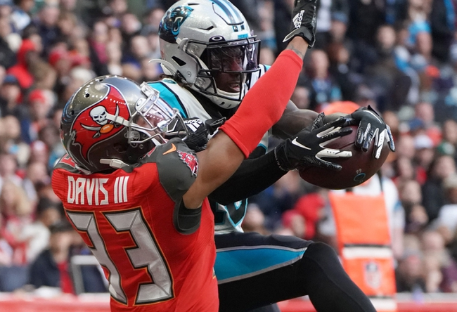 Carolina Panthers vs. Tampa Bay Buccaneers - 5/8/20 Madden20 NFL Sim Pick, Odds, and Prediction