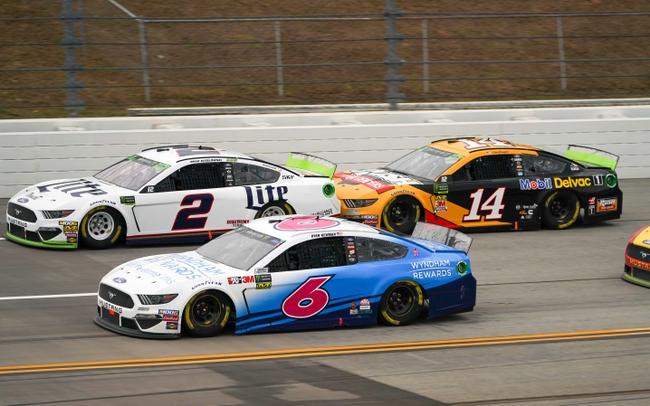 NASCAR Cup Series YellaWood 500 Talladega Top 10 Finish