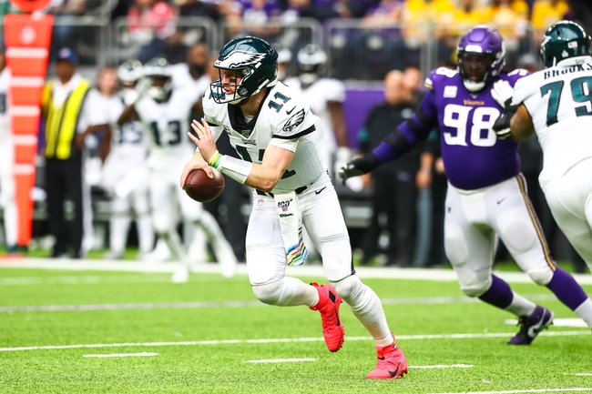 Minnesota Vikings vs. Philadelphia Eagles - 4/13/20 Madden 20 Sim NFL Pick, Odds, and Prediction