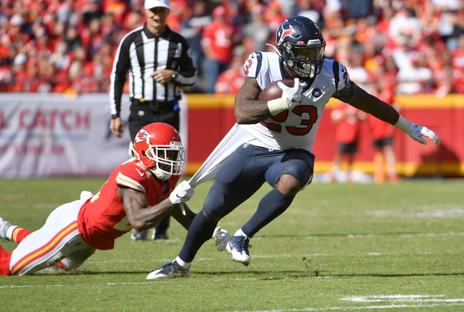 Houston Texans at Kansas City Chiefs - 1/12/20 NFL Pick, Odds, and Prediction
