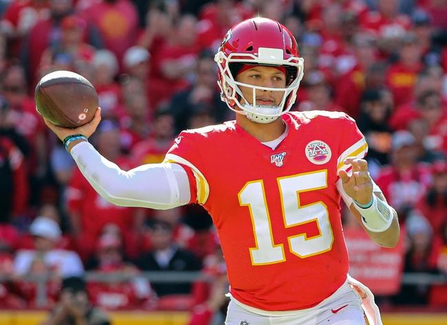Denver Broncos vs. Kansas City Chiefs - 10/17/19 NFL Pick, Odds, and Prediction