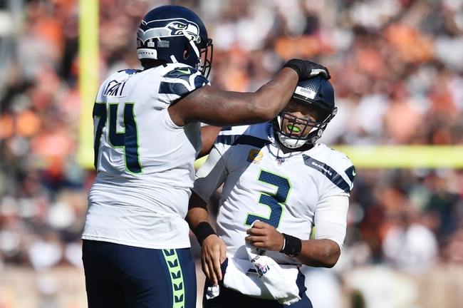 Seattle Seahawks vs. Baltimore Ravens - 10/20/19 NFL Pick, Odds, and Prediction