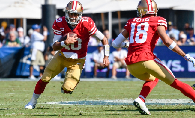 San Francisco 49ers at Washington Redskins - 10/20/19 NFL Pick, Odds, and Prediction