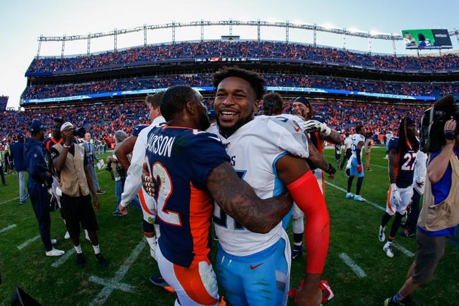 Tennessee Titans vs. Denver Broncos - 6/6/20 Madden20 NFL Sim Pick, Odds, and Prediction