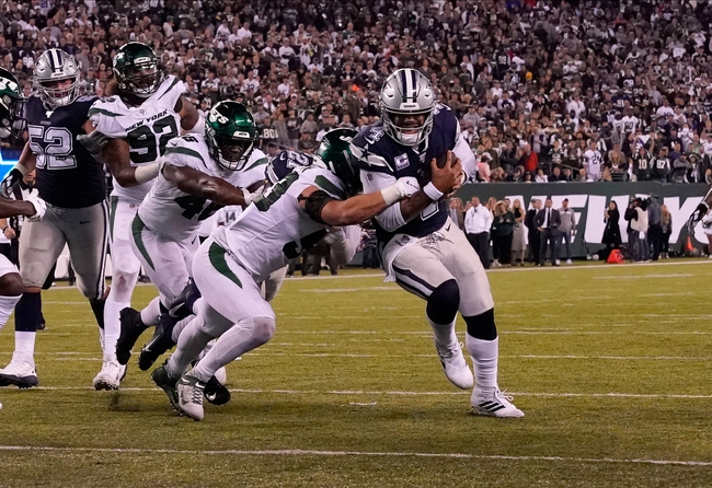 Dallas Cowboys vs. New York Jets - 5/24/20 Madden20 NFL Sim Pick, Odds, and Prediction