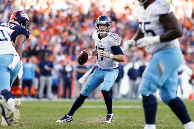 NFL Monday Night Football Pick Titans/Broncos - PickDawgz