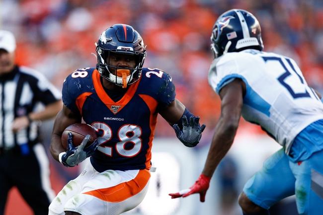 Tony T's Titans at Broncos ATS SIDE 9-14-2020