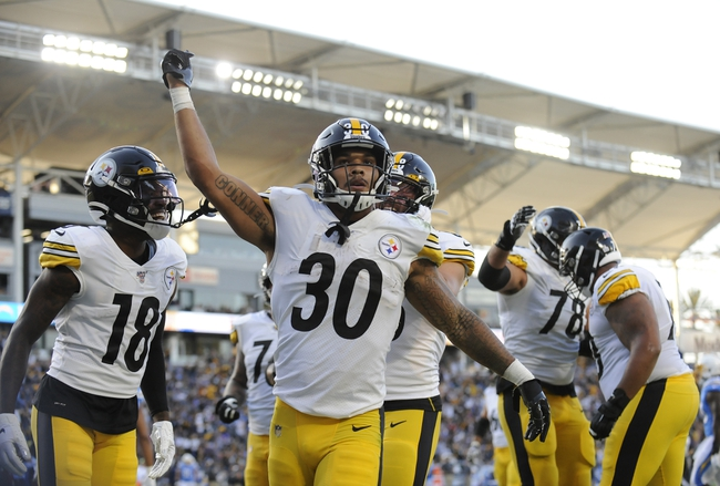 Indianapolis Colts at Pittsburgh Steelers - 11/3/19 NFL Pick, Odds, and Prediction