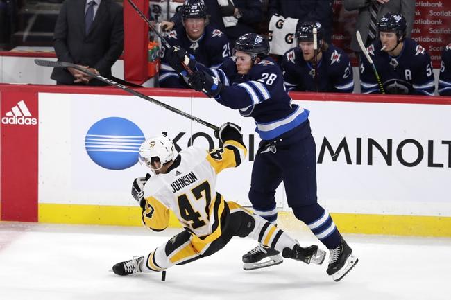 Winnipeg Jets vs. Arizona Coyotes - 10/15/19 NHL Pick, Odds, and Prediction