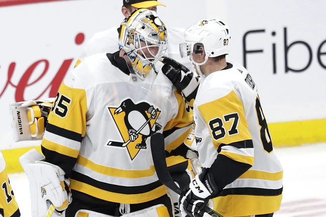 Pittsburgh Penguins vs. Colorado Avalanche - 10/16/19 NHL Pick, Odds, and Prediction