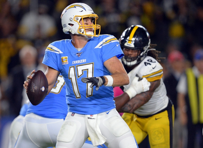 Los Angeles Chargers at Chicago Bears - 10/27/19 NFL Pick, Odds, and Prediction