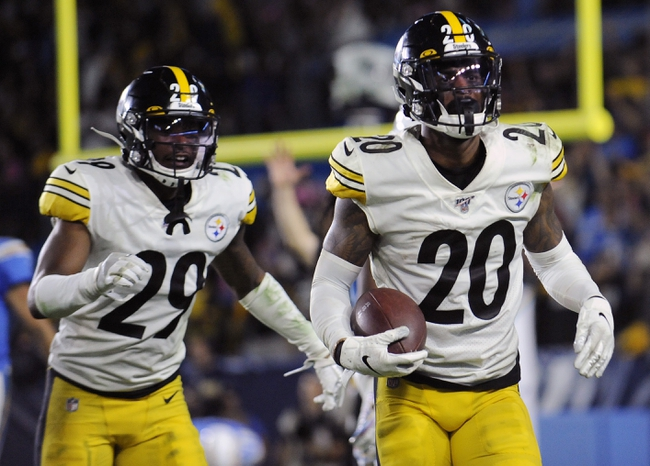 Miami Dolphins at Pittsburgh Steelers - 10/28/19 NFL Pick, Odds, and Prediction