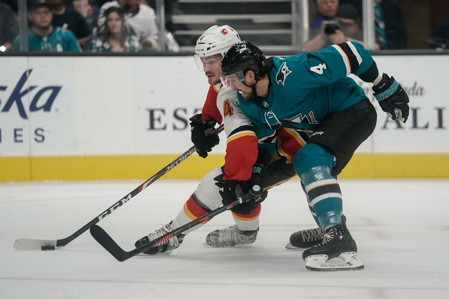 Calgary Flames vs. San Jose Sharks - 2/4/20 NHL Pick, Odds & Prediction