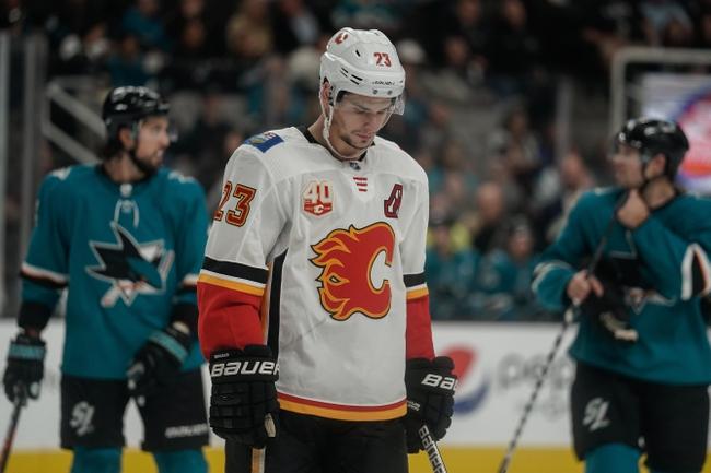 Calgary Flames vs. Philadelphia Flyers - 10/15/19 NHL Pick, Odds, and Prediction