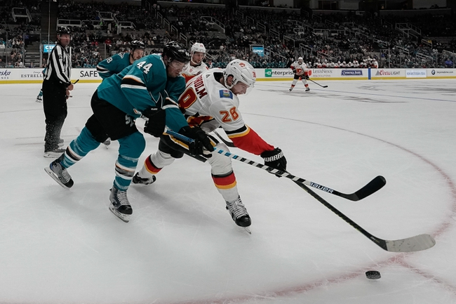 Calgary Flames vs. San Jose Sharks - 2/4/20 NHL Pick, Odds, and Prediction