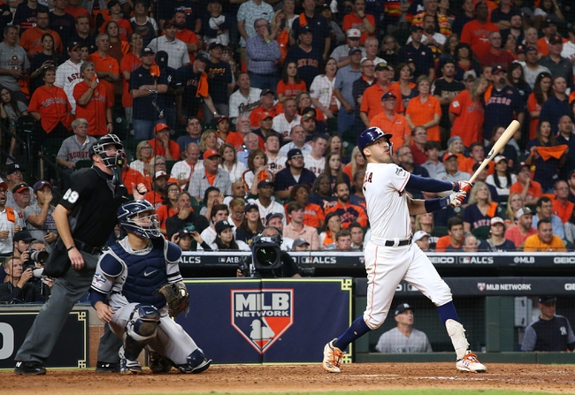 New York Yankees vs. Houston Astros - 10/15/19 MLB Pick, Odds, and Prediction