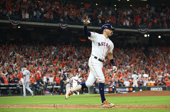 Houston Astros at New York Yankees - 10/15/19 MLB Pick, Odds, and Prediction