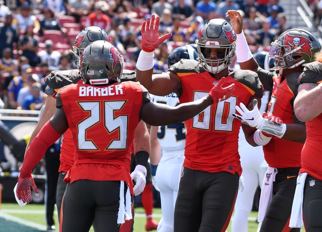 Arizona Cardinals at Tampa Bay Buccaneers - 11/10/19 NFL Pick, Odds, and Prediction