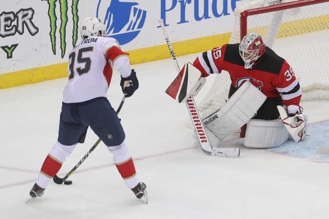 New Jersey Devils vs. Florida Panthers - 2/11/20 NHL Pick, Odds & Prediction