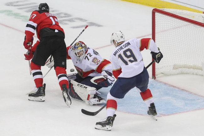 New Jersey Devils vs. Florida Panthers - 2/11/20 NHL Pick, Odds, and Prediction