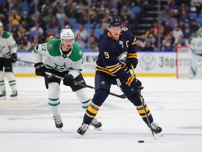 Dallas Stars vs. Buffalo Sabres - 1/16/20 NHL Pick, Odds & Prediction