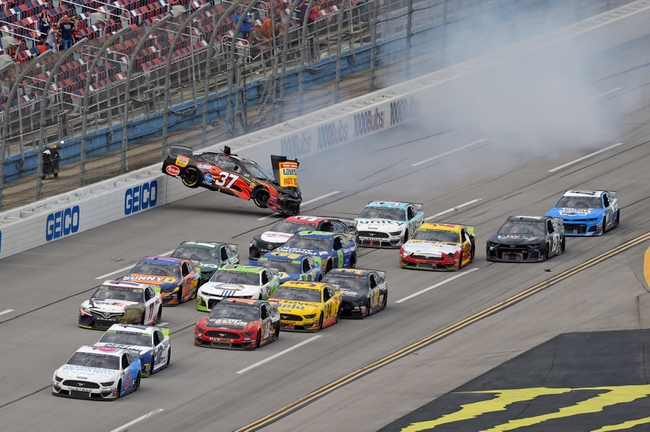 GEICO 500 - 6/22/20 Driver vs. Driver Matchups and Odds