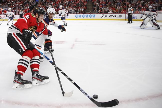 Edmonton Oilers vs. Chicago Blackhawks - 2/11/20 NHL Pick, Odds, and Prediction