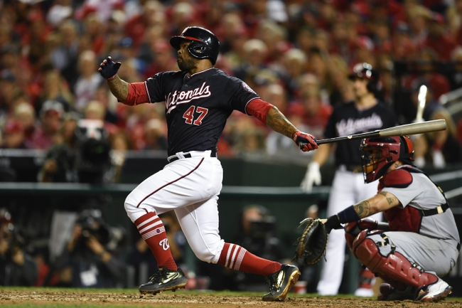 Washington Nationals vs. St. Louis Cardinals - 10/15/19 NLCS Game Four - MLB Pick, Odds, and Prediction