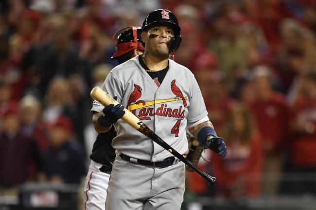 Washington Nationals vs. St. Louis Cardinals - 10/15/19 MLB - Playoffs Pick, Odds, and Prediction