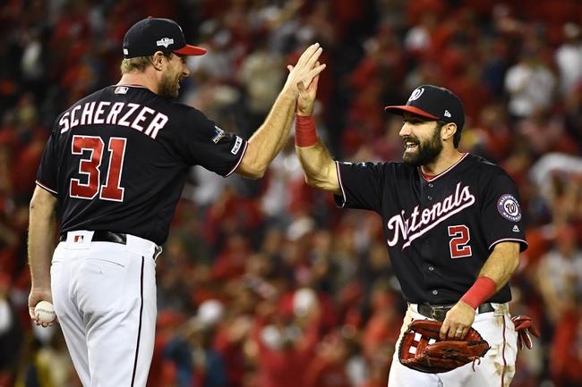 Washington Nationals vs. St. Louis Cardinals - 10/15/19 MLB Pick, Odds, and Prediction