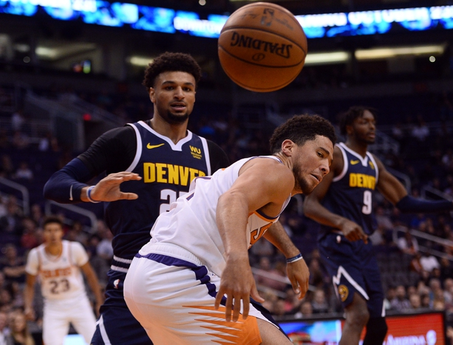 Denver Nuggets vs. Phoenix Suns - 10/25/19 NBA Pick, Odds, and Prediction