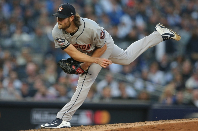 Houston Astros vs. Washington Nationals - 10/22/19 MLB - Playoffs Pick, Odds, and Prediction