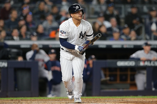 New York Yankees vs. Houston Astros - 10/17/19 MLB Pick, Odds, and Prediction