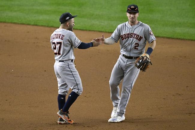 New York Yankees vs. Houston Astros ALCS Game 4 - 10/17/19 MLB Pick, Odds, and Prediction