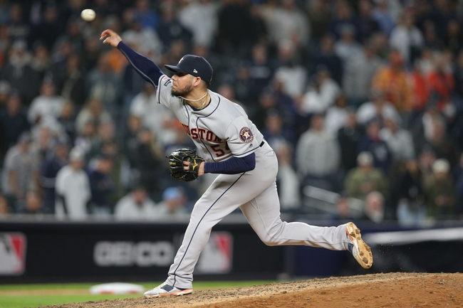 New York Yankees vs. Houston Astros - 10/16/19 MLB - Playoffs Pick, Odds, and Prediction