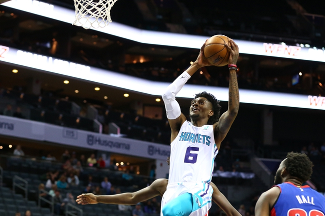 Charlotte Hornets vs. Detroit Pistons - 11/15/19 NBA Pick, Odds, and Prediction