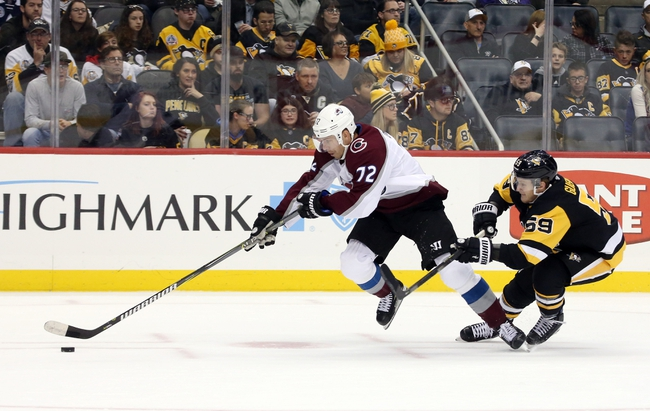 Colorado Avalanche vs. Pittsburgh Penguins - 1/10/20 NHL Pick, Odds & Prediction
