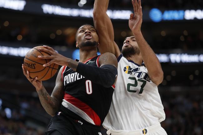 Utah Jazz vs. Portland Trail Blazers - 12/26/19 NBA Pick, Odds, and Prediction