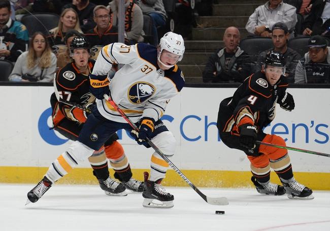 Buffalo Sabres vs. Anaheim Ducks - 2/9/20 NHL Pick, Odds & Prediction
