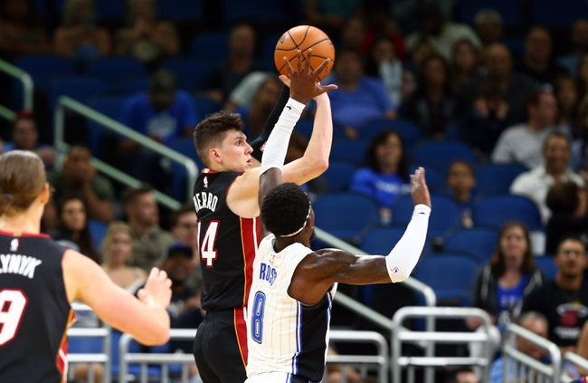 Orlando Magic vs. Miami Heat - 1/3/20 NBA Pick, Odds & Prediction