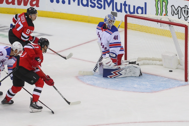 New Jersey Devils vs. New York Rangers - 11/30/19 NHL Pick, Odds, and Prediction