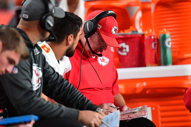 Green Bay Packers at Kansas City Chiefs - 10/27/19 NFL Pick, Odds, and Prediction