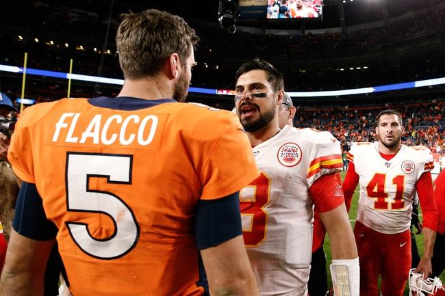 Denver Broncos at Kansas City Chiefs - 12/15/19 NFL Pick, Odds, and Prediction